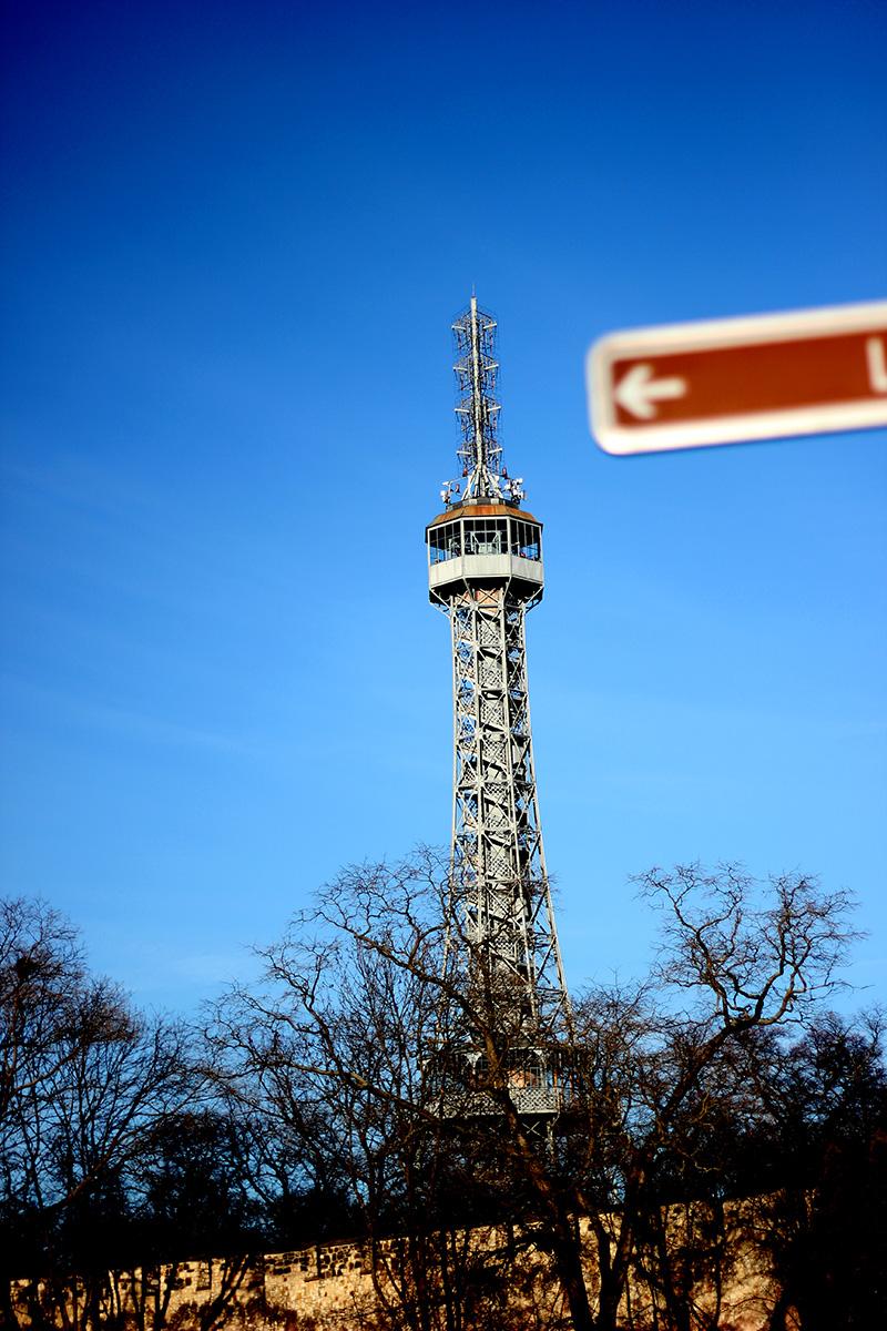 Петршинская обзорная башня