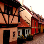 Злата улочка в Пражском Граде (автор Maros M r a z)
