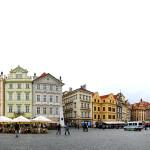 Староместская площадь Праги.