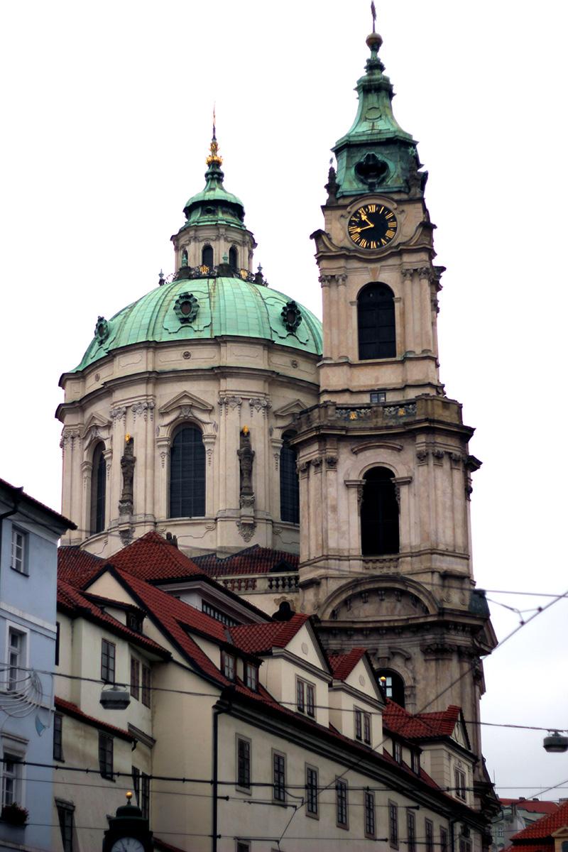 Церковь Святого Николая в Мала Страна