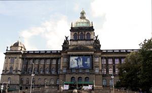 Главное здание Национального Музея (автор: Ondřej Kořínek)