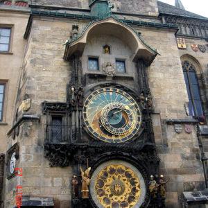Астрономические часы (Автор Jagandrk)