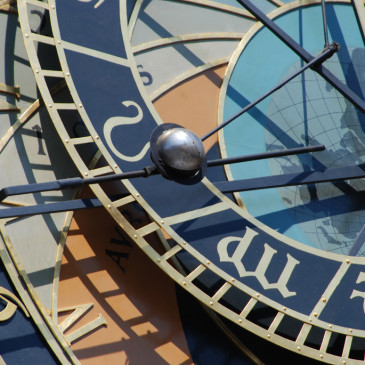 Астрономические часы и Староместская ратуша