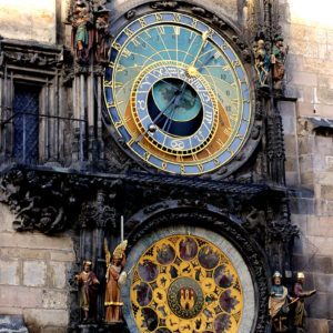 Астрономические часы (Pražský orloj)