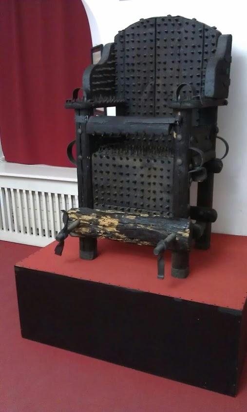 Музей орудий пыток Прага