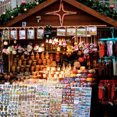 Рождественский рыночек