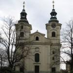 Костел Святого Распятия. Либерец. Чехия.