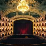 Пражская Государственная опера (Státní opera Praha)
