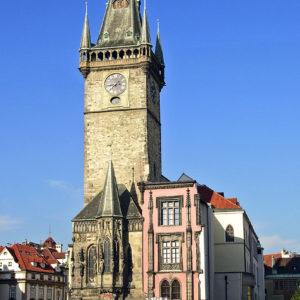 Староместская ратуша (Автор: Hans Peter Schaefer)
