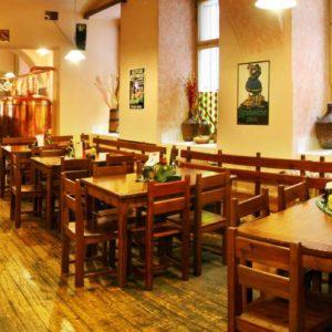 Ресторан «V Cípu»